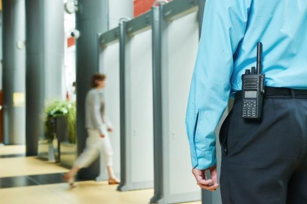 Observatie van gebouwen en personen West Point Security